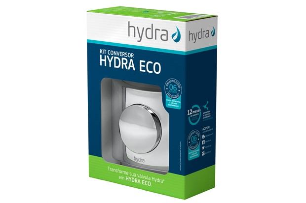 Kit Conversor Hydra Max para Hydra Eco 1.1/4'' Cromado - Deca