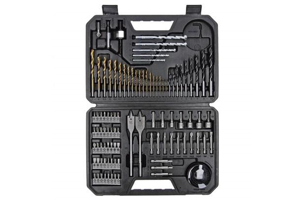 Kit de Acessórios com 103 Peças - Bosch