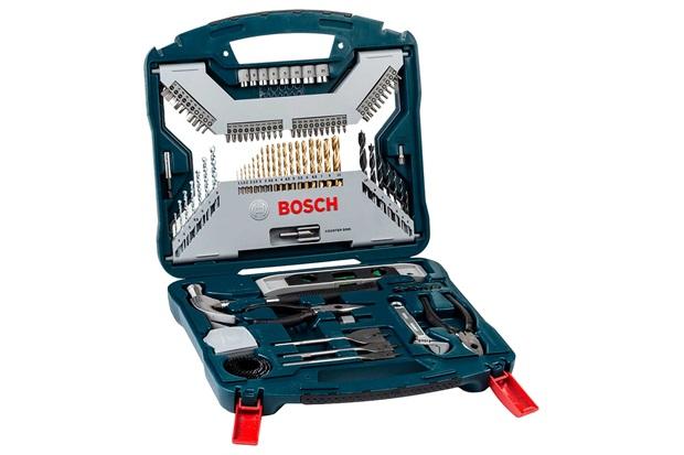 Kit de Acessórios X-Line com 103 Peças - Bosch