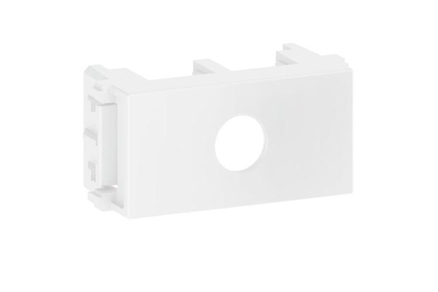 Kit Módulo de Saída de Fio com 2 Peças Refinatto Branco - WEG