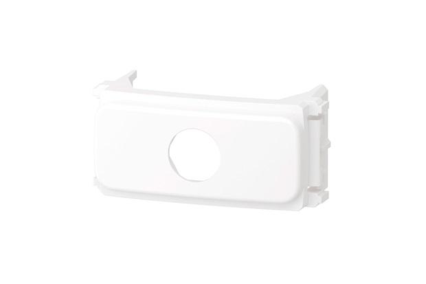 Kit Módulo Saída de Fio com 2 Peças Compose Branco - WEG