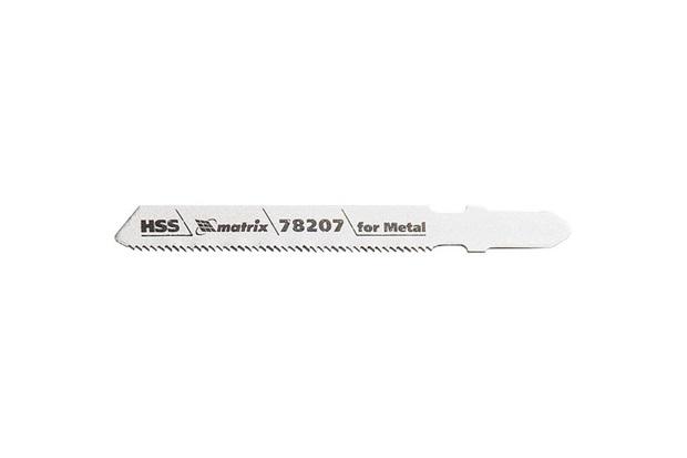 Lâmina para Serra Tico-Tico 50x1,2mm com 3 Peças - MTX