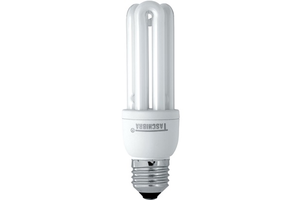 Lâmpada Eletrônica 3u 15w 127v 6400k  - Taschibra
