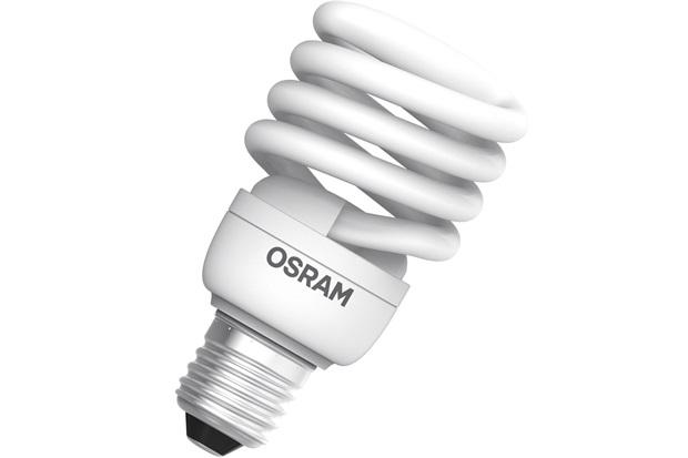 Lâmpada Eletrônica Espiral 15w 110v Branca - Osram
