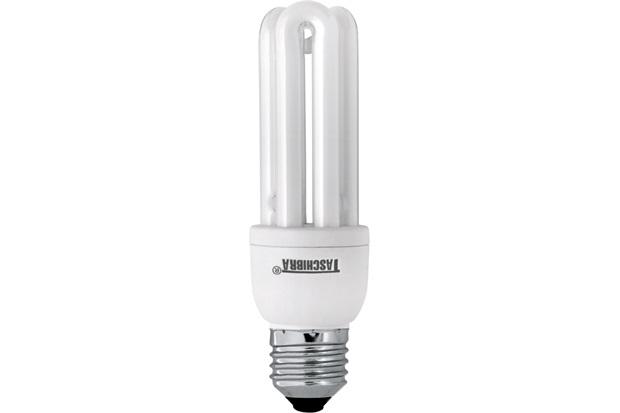 Lâmpada Fluorescente 3u Tkt 15 15w 220v 6400k Luz Branca - Taschibra