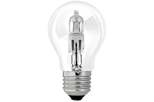 Lâmpada Halógena a55 100w 110v 2700k Luz Amarela - Taschibra