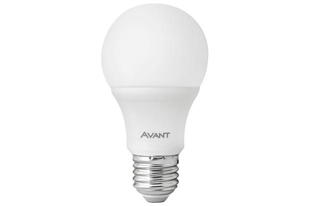 Lâmpada Led Bulbo 15w Bivolt 6500k Luz Branca - Avant