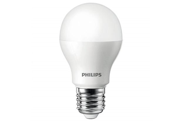 Lâmpada Led Bulbo 9,5w Bivolt 6500k Luz Branca - Philips