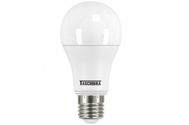 Lâmpada Led Bulbo Tkl90 15w Autovolt 3000k Luz Amarela - Taschibra