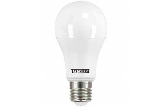 Lâmpada Led Bulbo Tkl90 15w Autovolt 6500k Luz Branca - Taschibra