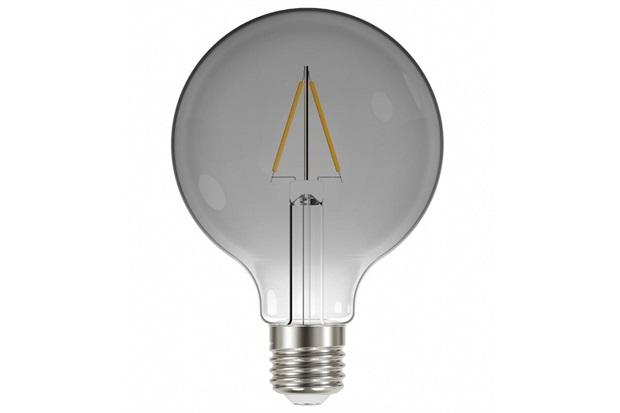 Lâmpada Led com Filamento Vintage Globo G95 3w Autovolt Luz Quente - Taschibra