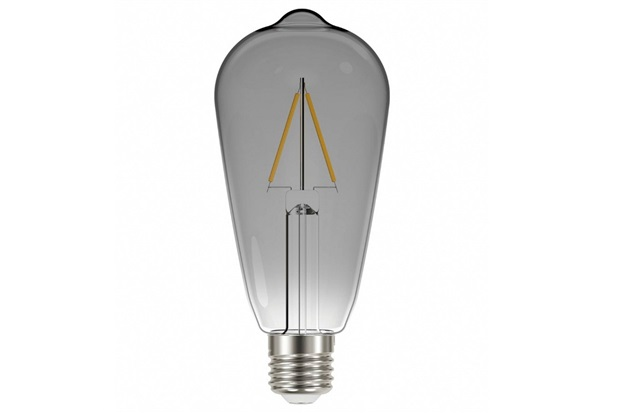 Lâmpada Led com Filamento Vintage St64 3w Autovolt Luz Quente - Taschibra