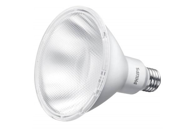 Lâmpada Led Par 38 14w Bivolt Luz Amarela - Philips