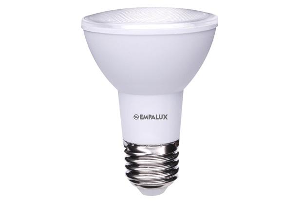Lâmpada Led Par20 7w Bivolt 3000k Luz Amarela - Empalux
