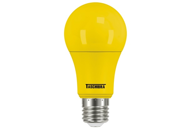 Lâmpada Led Tkl Colors 5w Bivolt Amarela - Taschibra