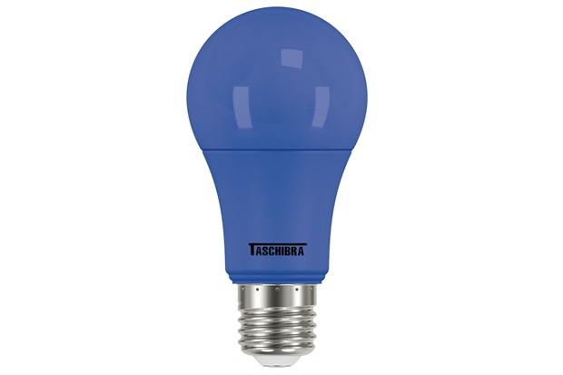 Lâmpada Led Tkl Colors 5w Bivolt Azul - Taschibra