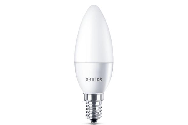 Lâmpada Led Vela 3,5w Bivolt Luz Amarela - Philips