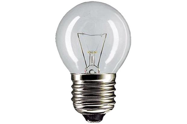 Lâmpada para Geladeira E Fogão 4w 110v Standard 3000k Luz Amarela - Philips