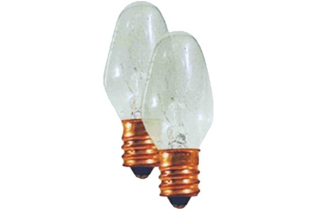Lâmpada Sobressalente para Luz Noturna 7w 110v com 2 Peças - Key West