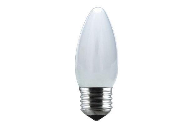 Lâmpada Vela Leitosa 40w 127v - Taschibra
