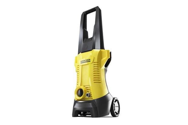 Lavadora de Alta Pressão 1200w 220v K2 Black Amarela E Preta - Karcher