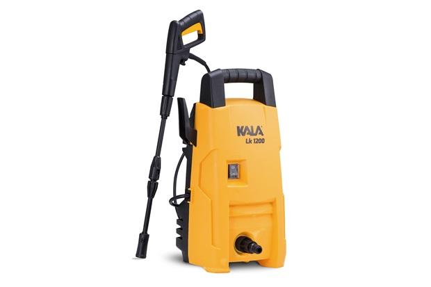 Lavadora de Alta Pressão Lk 1200w 110v Amarela E Preta - Kala