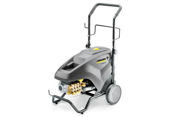 Lavadora de Alta Pressão Profissional Hd 6/15-4 Maxi 3400w 220v Cinza E Preta - Karcher