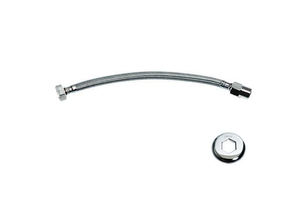 Ligação Flexível em Aço Inox 40cm 4607.C.040 - Deca
