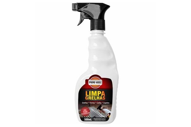Limpa Grelhas Prime Grill - Prime Gril