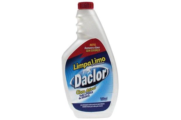 Limpa Limo Daclor Refil 500ml - Total Química