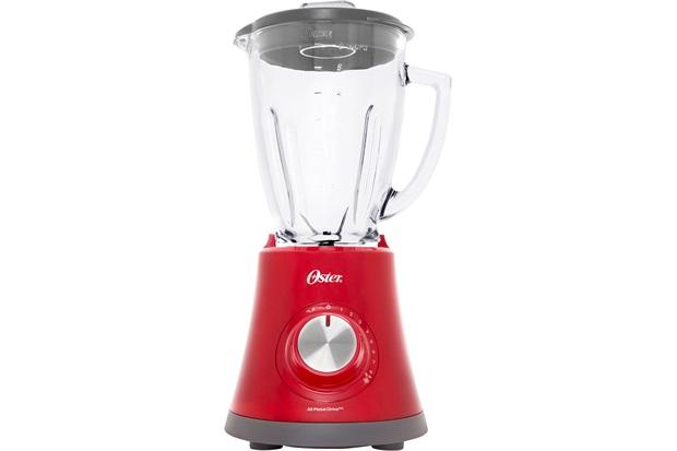Liquidificador Super Chef 750w 220v Vermelho - Oster