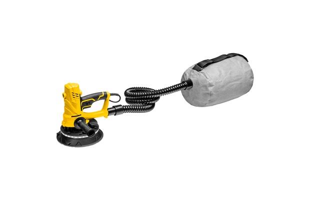 Lixadeira de Parede 850w 127v Amarelo E Preto - WBR