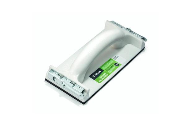 Lixadeira Manual para Meia Lixa 10,5x23cm Branca - Atlas