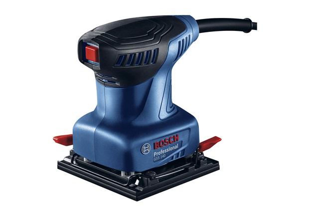 Lixadeira Orbital 220w 220v Gss 140 Azul - Bosch