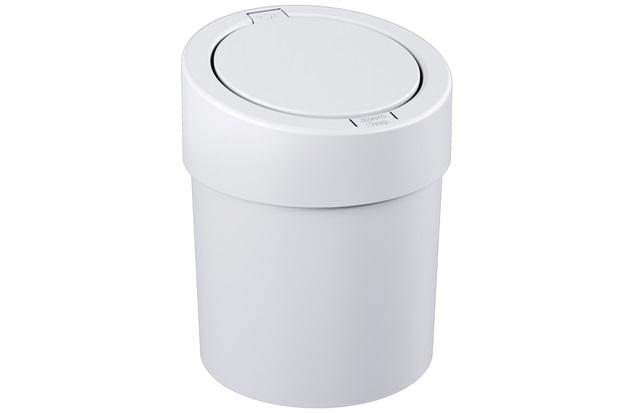 Lixeira Automática de 5 Litros Branca - Coza