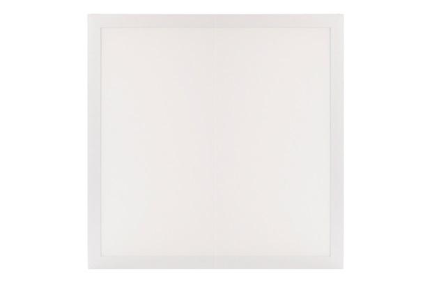 Luminária de Embutir Quadrada Slim Led 45w 6500k Bivolt 62x62cm Luz Branca - Bronzearte