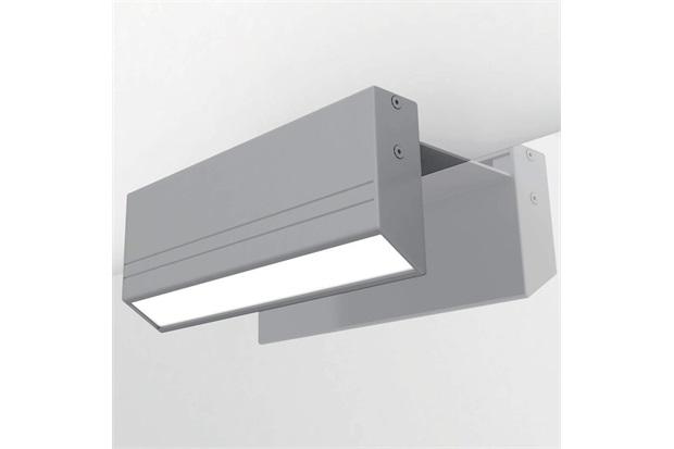 Luminária para Espelho Multi 25x15cm Cromado - Celite