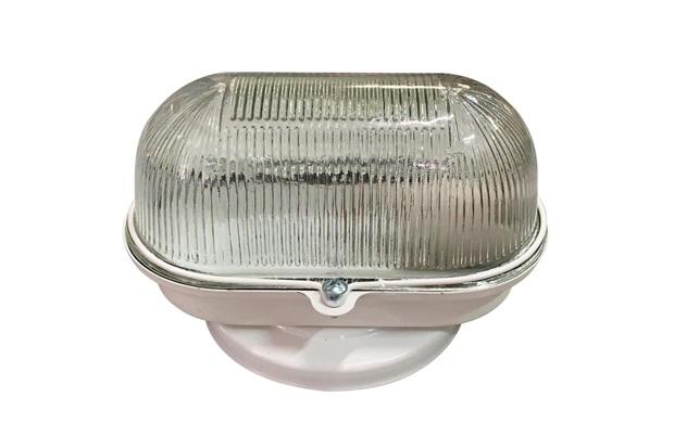 Luminária Tartaruga em Ferro Lisa Branca - Franzmar
