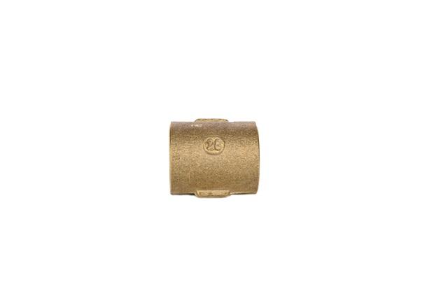 Luva em Latão com Solda Bucha de 28mm  - Ramo Conexões