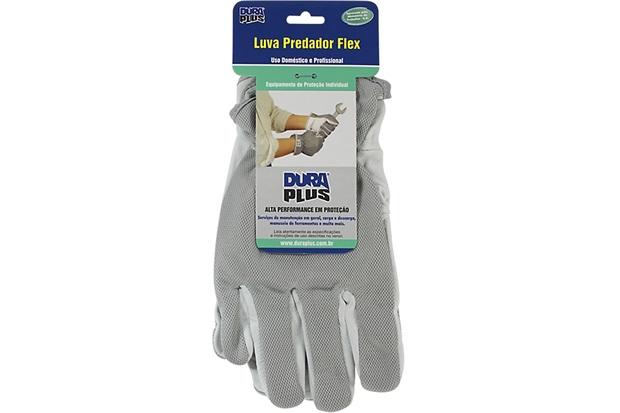 Luva Predador Flex - Nylon Tamanho Grande - Dura Plus