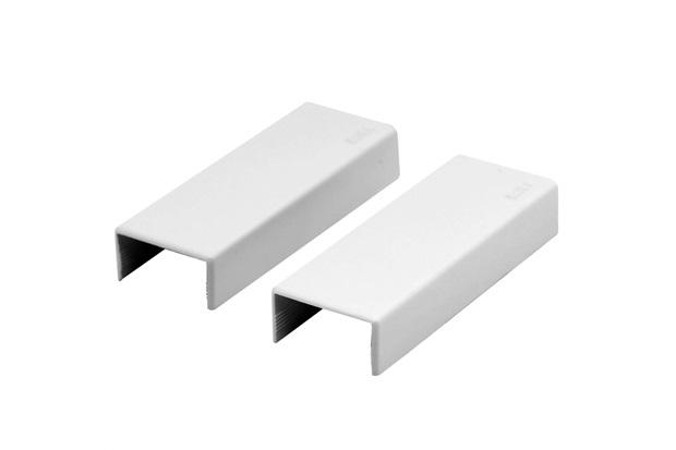 Luva Sistema Brava 2x1cm Branca - Iriel