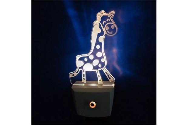 Luz Noturna Girafa 6155 Bivolt - DNI