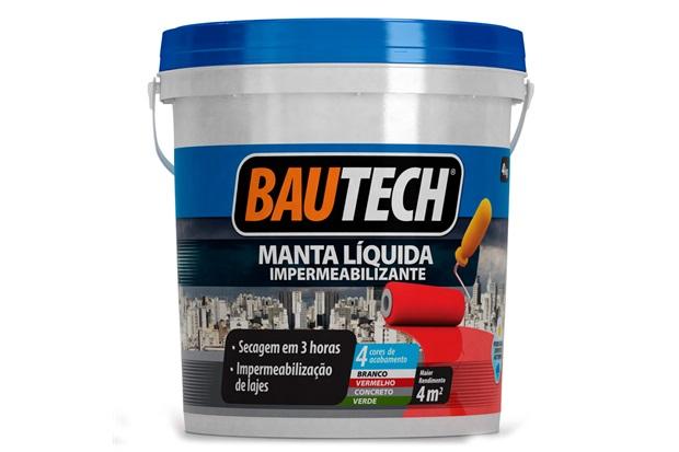 Manta Liquido Branca - Bautech