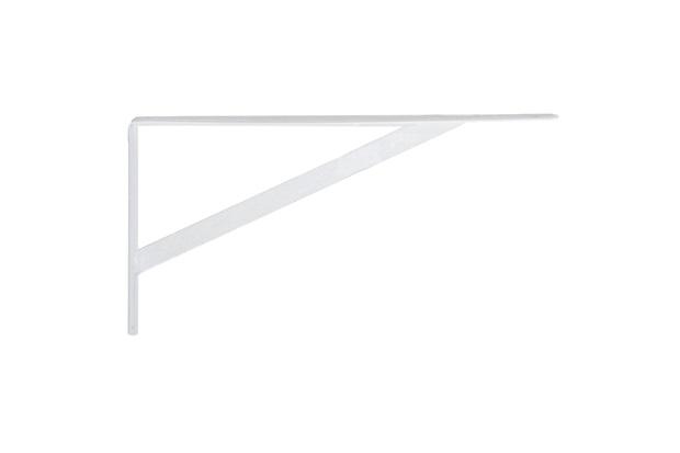 Mão Francesa Leve Fico 37cm Branca - Ordenare