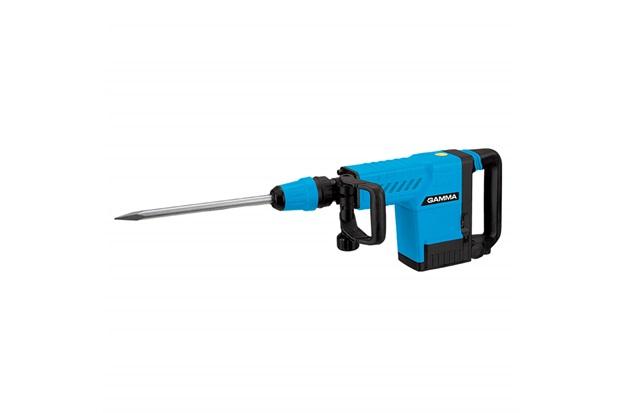 Martelete Demolidor Sds-Max 1.500w 110v Azul - Gamma