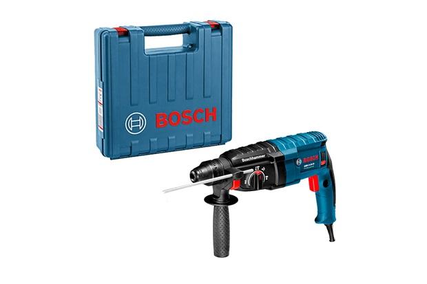 Martelete Perfurador 820w 220v Azul - Bosch