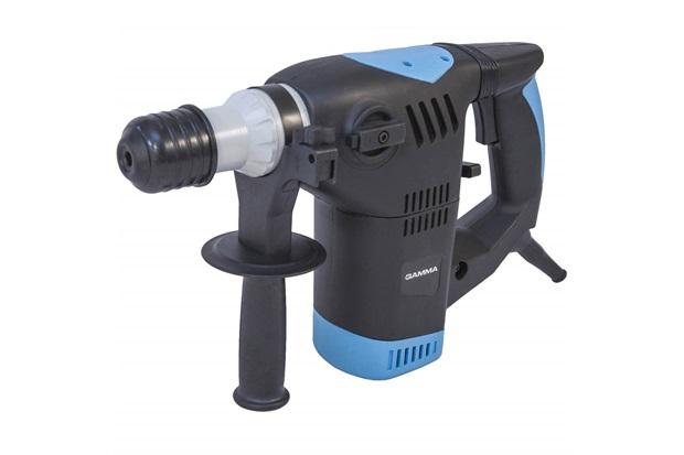 Martelete Rotativo Perfurador/Rompedor 1.500w 110v Azul - Gamma