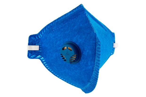 Máscara com Válvula Pro Agro Pff2 Azul - Delta Plus