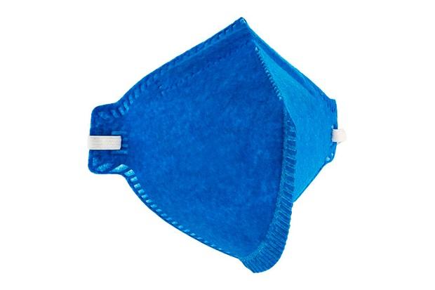 Máscara Pro Agro Pff2 Azul - Delta Plus