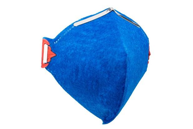 Máscara Pro Safety Pff1 Azul - Delta Plus